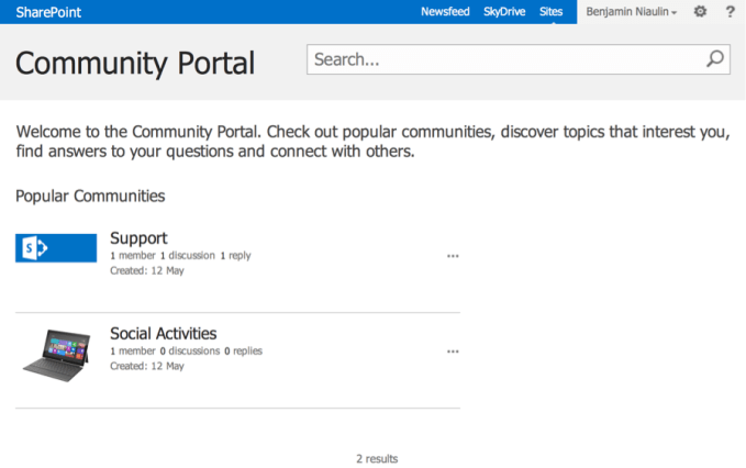 How To Use Sharepoint Content Search To Show Sites Sharegate