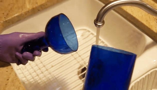 유리병 자르는 방법