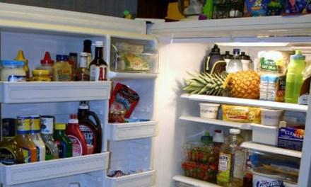 냉장고 냄새 없애는 방법