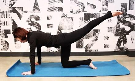 애플힙 만드는 4가지 운동법
