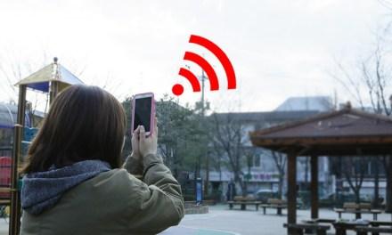 알뜰살뜰 무료 와이파이 이용하기