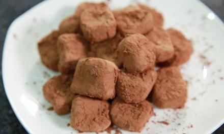 연유 초콜릿 만드는 방법
