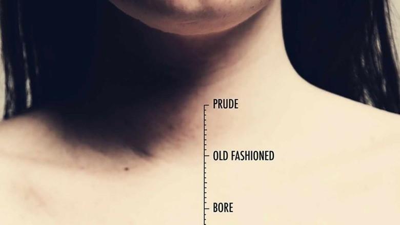 여성이 입은 옷으로 판단하는 것의 위험성