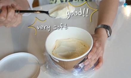 아이스크림 소프트하게 보관하는 법