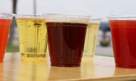 편의점 음료로 만든 이색 맥주 제조법