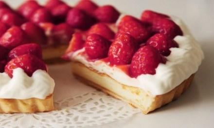 딸기타르트 만들기, 같이 하실래요?
