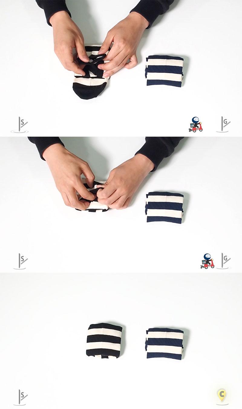 folding socks 06