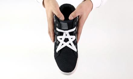 신발끈 예쁘게 묶는 방법 _ 3rd 고급 편