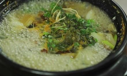 [오늘의 밥상] 향긋한 냉이된장찌개 끓이기