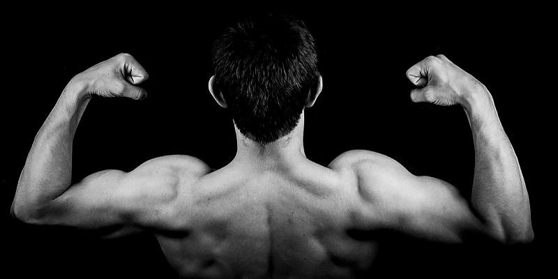 온몸 근육 찢어 놓는 남자 맨손 운동법 4가지
