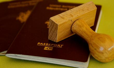 여행당일 여권 잃어버렸을 때 내 모습