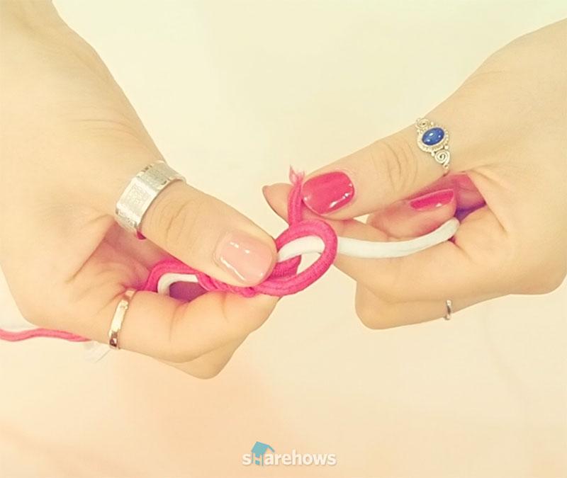 knot bracelet 08