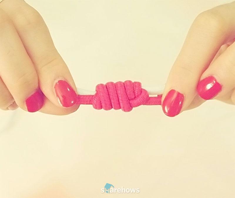 knot bracelet 14