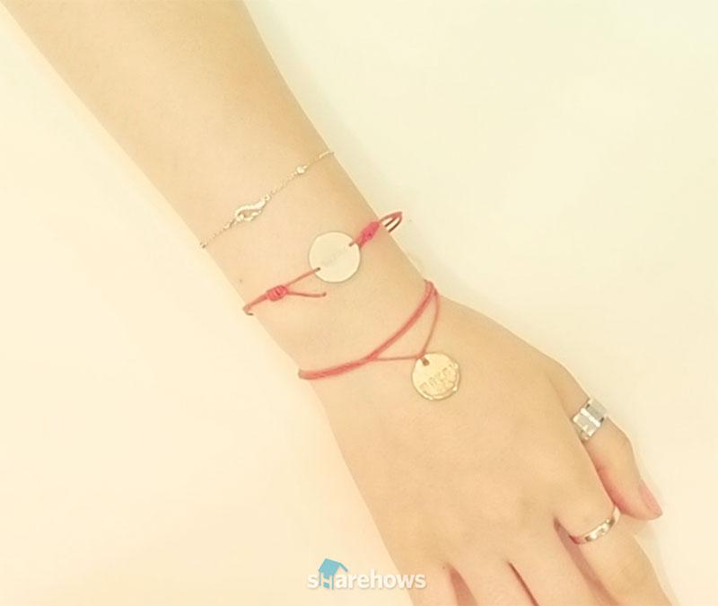 knot bracelet 17