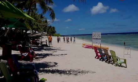 [괌 여행]이나라한 자연풀장과 코코팜 비치