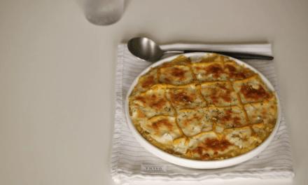 떠먹는 고구마 피자 만들기