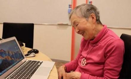 81세에 앱(App) 개발한 할머니
