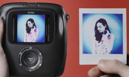 디지털 사진도 가능한 즉석 카메라!