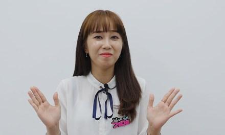 그 사람이 알고싶다. 김혜진 인터뷰