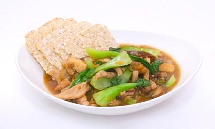 중국식 만능 소스로 초간단 해물누룽지탕 만들기