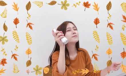 건성피부 모여라! 가을철 건조해지는 피부보습 방법!
