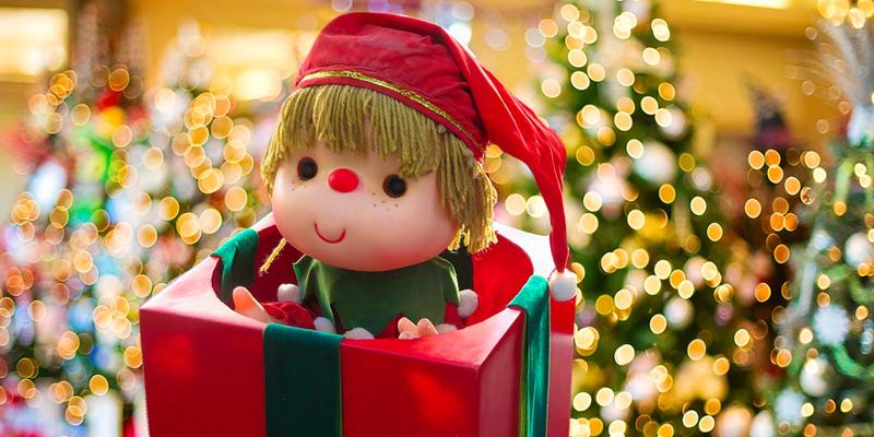 오직 크리스마스에만 선물할 수 있는 '크리스마스 에디션' 총집합!