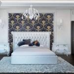 작은 침실을 유럽풍으로 멋지게 인테리어 하는 방법