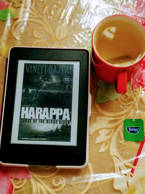 Harappa – Curse of Blood River