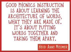 Is your child learning phonics in preschool