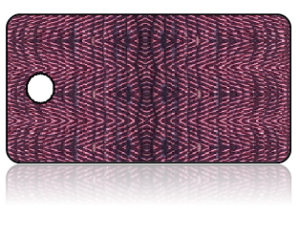 Create Design Key Tags Purple Modern