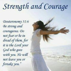 Day 20: 31 Days of Courage