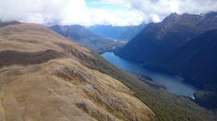 Towards Te Anau (Eglington valley)