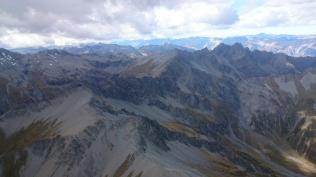 Shady behind Sentinel peak