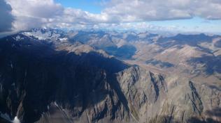Mt Barth and Ahuriri