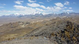 Picnic spot with Ausengate views