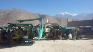 Markets north of Arequipa