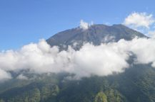 Agung from the south