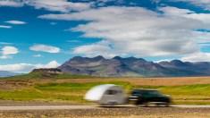Reisen in Island