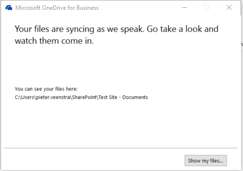 OnedriveSync