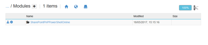 Office 365 - Azure - Running PnP PowerShell using Azure Functions 9