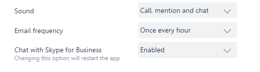 All 13 Notifications settings in Microsoft Teams 3