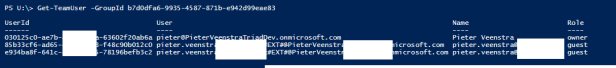 Microsoft Teams - PowerShell, a complete getting started guide. 4