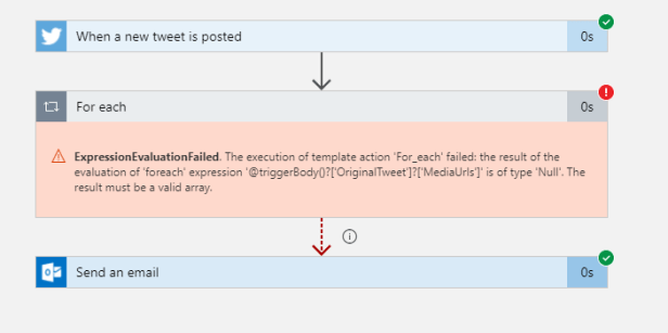 How reliable is Microsoft Flow? - Error handling 6