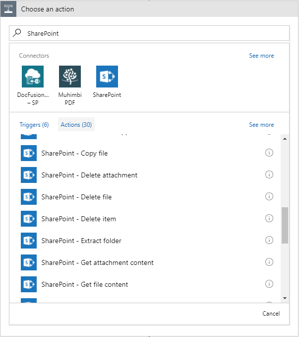 How to migrate from SharePoint Designer to Flow or Azure Logic Apps 26