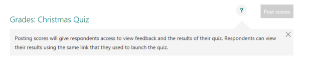 Microsoft Forms - Reports and quizzes, the full starter guide 14