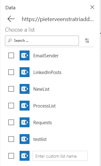 PowerApps and Microsoft Flow - Things you can't do (yet)! Microsoft Flow, Microsoft Office 365, Microsoft Power Apps listsonly