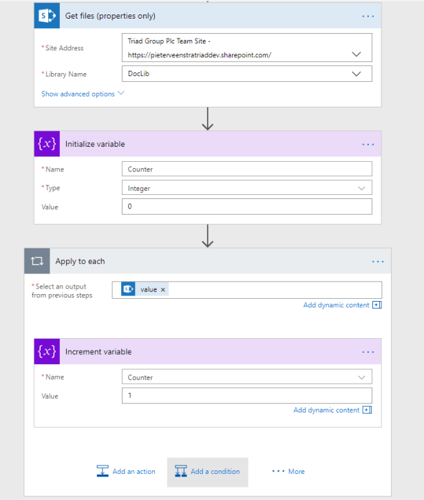 Microsoft Flow - How to make your flows perform better Microsoft Flow