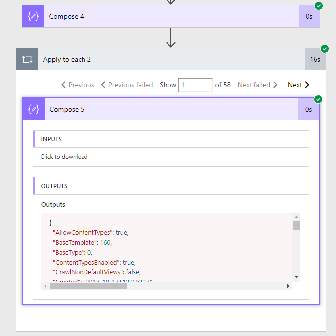 Using the REST API in Power Automate to get all lists in a SharePoint site Microsoft Flow, Microsoft Office 365, Microsoft SharePoint restapiapplytoeachoutput