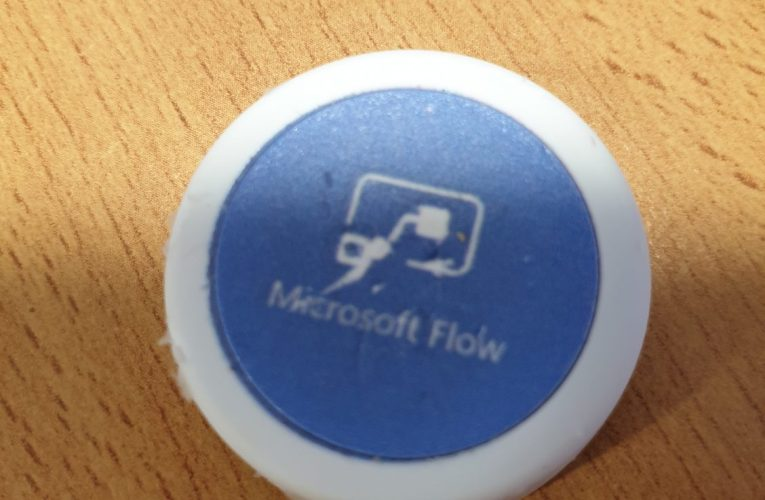 How to make your Flic Button work in Microsoft Flow