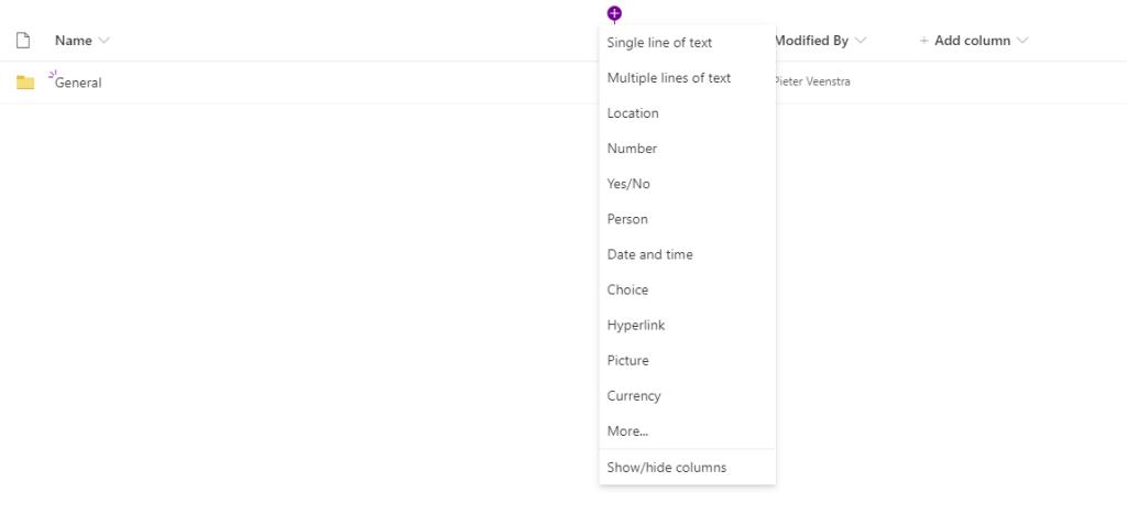 Create a SharePoint list using Power Automate 3
